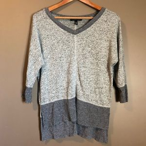 3 for $20! Derek heart grey sweater
